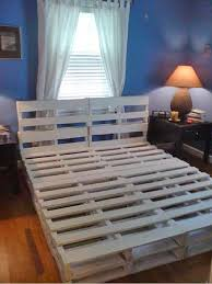 18 gorgeous diy bed frames diy pallet bed pallet bed frames and