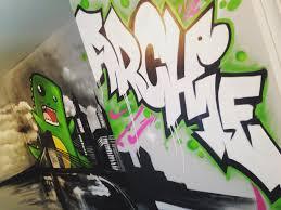 demograffix the hertfordshire and london graffiti art specialists bedroom graffiti decoration