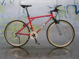 ferrari bicycle earthquake 1993 gt richter 8 0 in ferrari red mtbr com