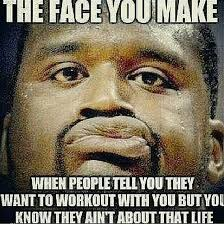 Funny Workout Memes - 956eb8fe0f0ddfa04325e2a1383950c4 funny workout memes workout humor