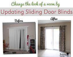 Sliding Door Vertical Blinds Door Attractive Vertical Blinds For A Sliding Glass Door