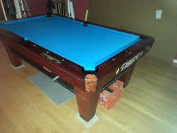 Pool Tables For Sale Used 7 U0027 Diamond Smart Table For Sale Dallas Tx 3300