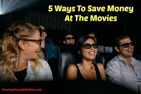 5 ways to save money at the movies1 jpg