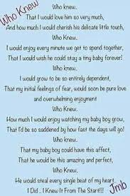 baby boy poems a beautiful baby poem inspiration for nicu parents