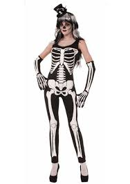 Skeleton Woman Halloween Costume Skeleton Woman Halloween Costume Halloween Costumes