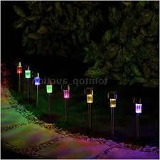Colored Led Landscape Lighting Color Changing Led Landscape Lighting For Sale Erikbel Tranart