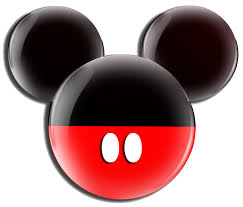 head clipart mickey mouse pencil and in color head clipart
