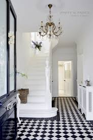 Black White And Grey Bathroom Ideas Victorian Black And White Tiles Hal Pinterest White Tiles