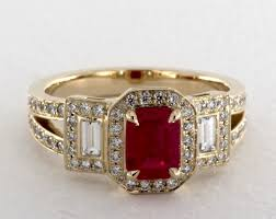 red emerald rings images Ruby engagement rings jpg