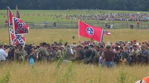 Confederate Battle Flag Meaning Grumble Jones An Asl Blog July 3rd A Day To Reflect