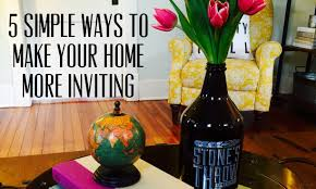 easy home decor tips to make your house more inviting youtube