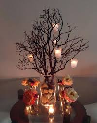 decorative tree branches branches wedding decor wedding trees manzanita tree branches
