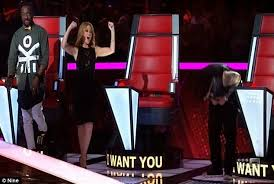 The Voice Australia Blind Auditions Joel Madden Brought To His Knees On The Voice Australia By Elly Oh