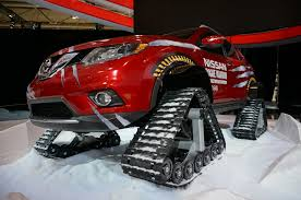 Nissan Rogue Warrior - concept cars at the toronto auto show motor trend