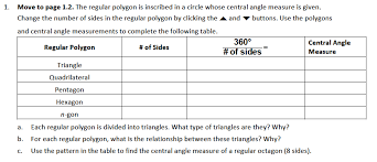 Interior Angles Of Polygon Sum Of Interior Angles In Polygons Easing The Hurry Syndrome