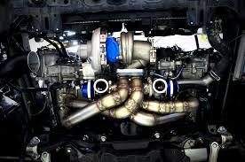 custom subaru brz turbo grimmspeed efr7163 twinscroll fa20dit turbo kit development