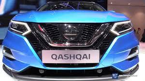 nissan qashqai hybrid review 2018 nissan qashqai exterior and interior walkaround debut at