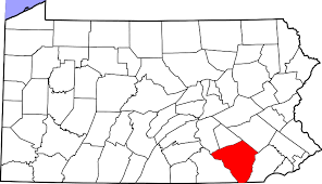 map of lancaster county pa file map of pennsylvania highlighting lancaster county svg