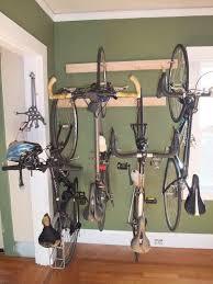 bike rack bike storage for the home or apartment storage