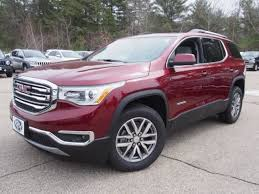 gmc acadia check engine light new 2018 gmc acadia for sale portsmouth nh