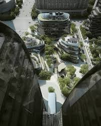 28 architect in chinese asian city landscapes traditional
