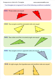 congruent triangles and similar triangles worksheet abitlikethis