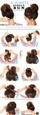 Quick Easy Hairstyles For Girls by Top 25 Best Lazy Hairstyles Ideas On Pinterest Lazy Day