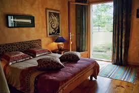 chambre style ethnique décoration chambre ethnique