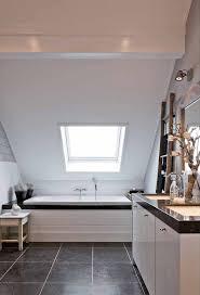 Bathroom Ceilings Sloped Bathroom Ceiling Transitional Bathroom Mi Casa