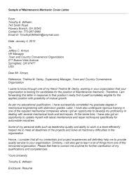 6 best images of maintenance cover letter examples aircraft