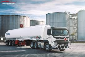 volvo sa trucks fuel distribution volvo truck automotive photography in south