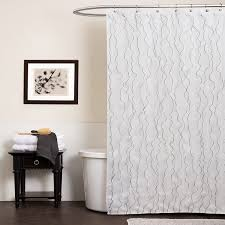 Lush Shower Curtains Lush Decor Romana Shower Curtain 72 Inch By 72 Inch