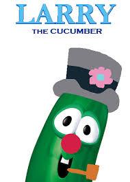 larry cucumber frosty snowman parody wiki fandom