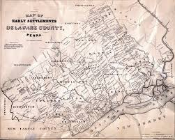 Map Of Counties In Pennsylvania by Welcome To Delaware County Pa History