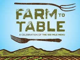 from farm to table cravings farm to table dining series