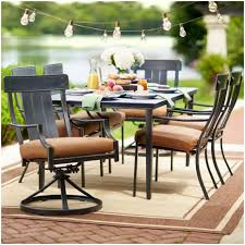 Affordable Patio Dining Sets - furniture patio dining sets under 400 oak heights 7 piece patio