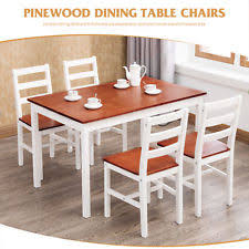 Designer Dining Table And Chairs Dining Room Set Ebay