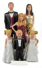 family wedding cake toppers blended family wedding cake toppers blended family weddings