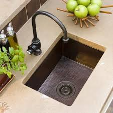 All About Copper Sinks Kitchn - Copper kitchen sink reviews