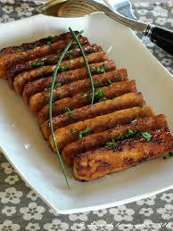cuisiner le tempeh tempeh laqué au miel de recettes bio le cri de la courgette