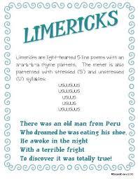 pattern poem definition 23 best english poetry limericks images on pinterest poem