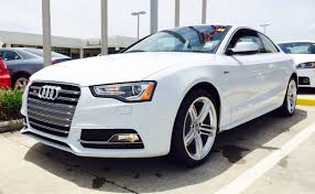 white and pink audi 2014 audi s5 coupe quattro manual exhaust start up and in depth