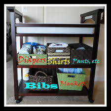 Diaper Changing Table by Diaper Changing Station U2013 Organize My Mom Life