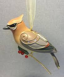 from the hallmark of birds ornament collection hallmark