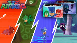 u0027s play pj masks