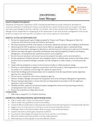 Career Change Resume Examples by Asset Manager Resume Sample Validation Specialist Sample Resume