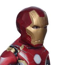 halloween city masks amazon com avengers 2 age of ultron child u0027s mark 43 iron man 2