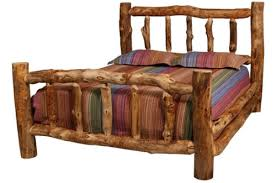 Blue Ridge Log Furniture  Product Categories  Beds - Blue ridge furniture