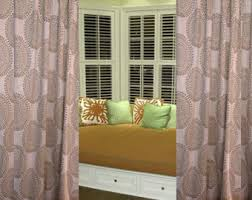 Customized Curtains And Drapes Custom Curtains Etsy