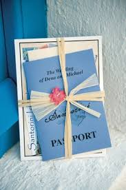 wedding invitations island destination wedding on the island of santorini inside weddings